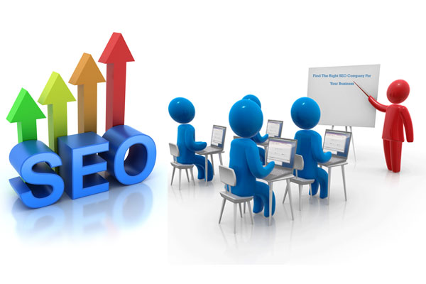 SEO company in small business