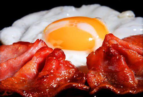 bad cholesterol burning foods