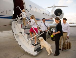 benefits of private air travel