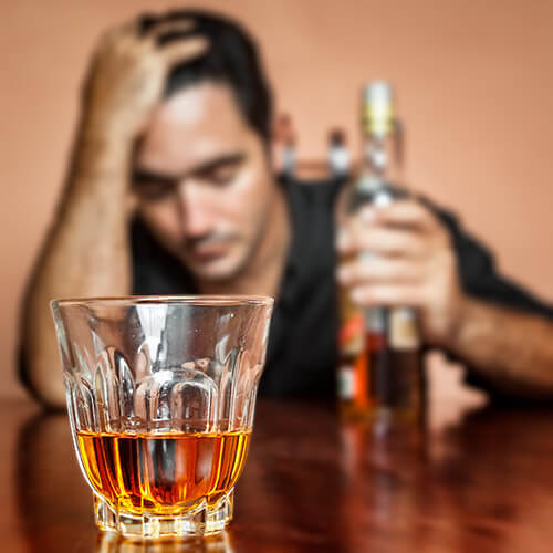 alcohol detox center