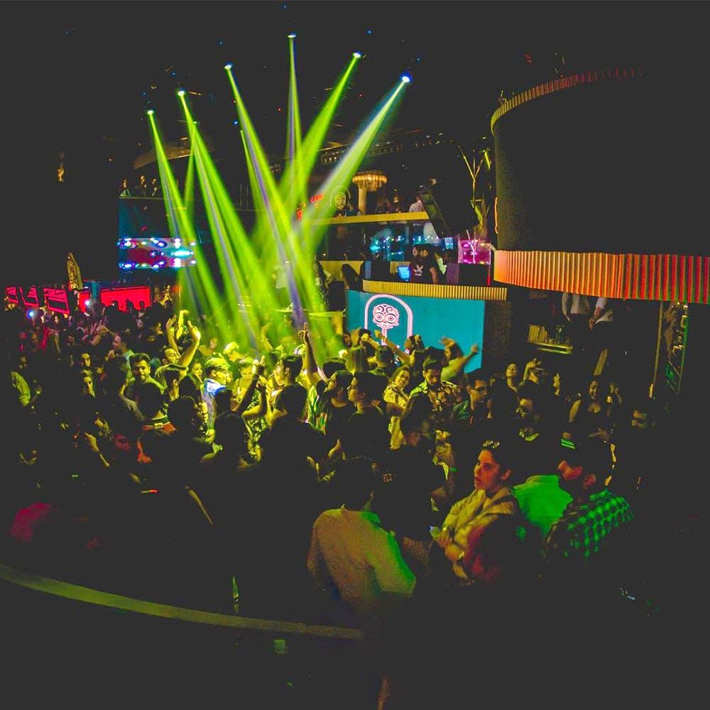 Best night club